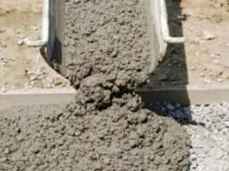 Бетон строительный М 100 (В 7, 5)