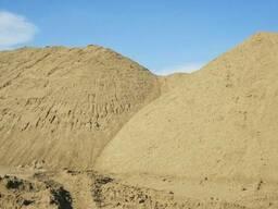 Песок мытый/песчано-гравийная смесь