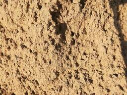 Песок строительный всех видов:мытый, барханный, обогащённый.