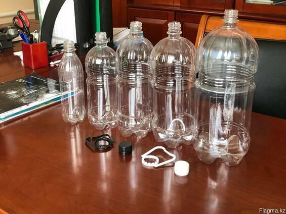 ПЭТ бутылки 28мм в ассортименте