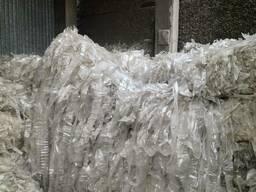ПЭТ лента - отходы