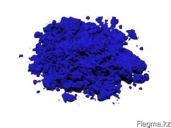 купить пигмент синий для бетона