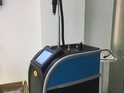 Пикосекундный портативный лазер для удаления тату и карбонов