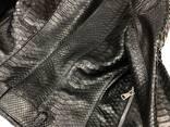 Питоновая куртка - фото 5