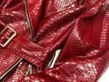 Питоновая куртка - фото 7
