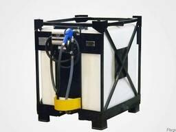 Пластиковый топливный модуль