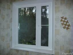 Пластиковые окна. Кухня (панельный дом) - фото 5