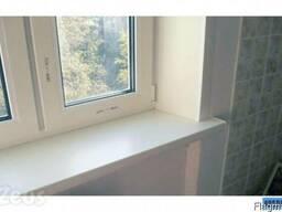 Пластиковые окна. Кухня (панельный дом) - фото 6