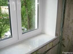Пластиковые окна. Кухня (панельный дом) - фото 7