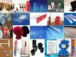 Пластиковые подставки, холдеры. ценникодержатели, визитницы - фото 1