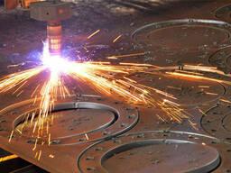 Плазменная резка, изготовление любых изделий из металла