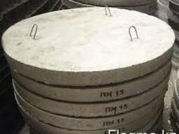 Плиты перекрытия ПН 10