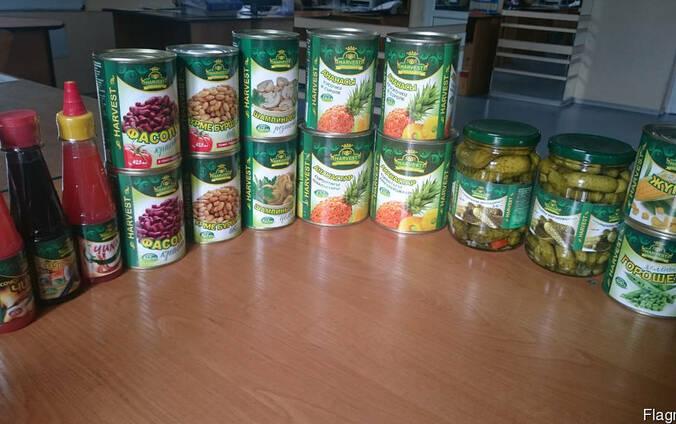 Плодоовощные консервы