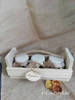 Подарочный набор с горным медом