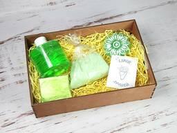 Подарочный набор для ванны Весенний