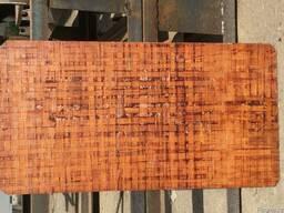 Поддоны бамбуковые