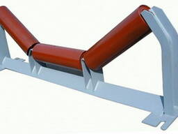 Подставка ролика, Роликоопора ленточного конвейера