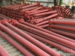 Подземный гидрант пожарный высатой-1000мм