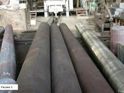 Поковки стальные из углеродистой, конструкционной, инст.ст