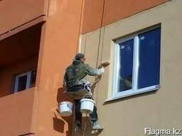 Покраска зданий ,сооружений и металлоконструкций