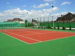 Покрытия для теннисных кортов