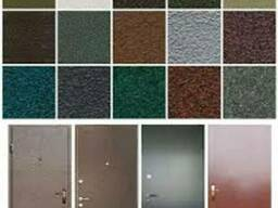 Полимерная ― порошковая покраска и кованые металлоизделия в