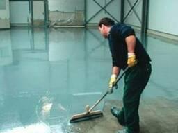 Полимерные и Эпоксидные покрытия бетонных полов