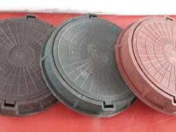 Полимерные люки для канализации