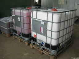 Полимеры для бурения, очистки воды, Ионообменные смолы - фото 3