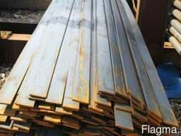 Полоса стальная от 25мм до 40мм