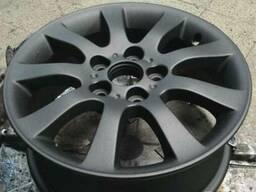 Порошковая полимерная покраска деталей автомобиля и другие