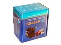 """Портативное зарядное устройство аккумулятора """"Квазар-02"""""""