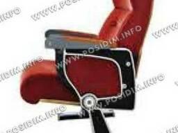 Посидим: Кресла для кинотеатров. Артикул CHK-036