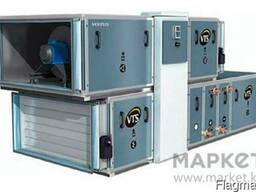 Поставка вентиляционного оборудования TOO NurVent