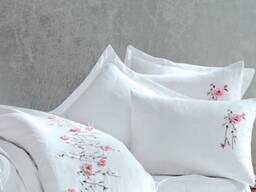 Постельное бельё, полотенца, скатерти. Турецкий текстиль