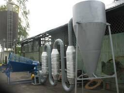 Сушильный комплекс аэродинамический для сырья