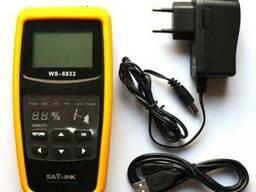 Прибор для настройки спутниковых антенн satlink-6933