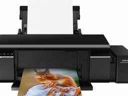 Принтер цветной Epson L805 фабрика печати, Wi-Fi