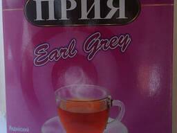 Прия чай