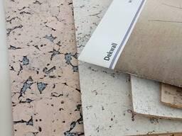 Пробковые настенные покрытия Dakwall