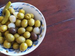 Продаем лучшие оливки на прямую из Испании