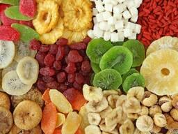 Продаем сушенные фрукты и ягоды из Узбекистана