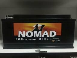 Продается аккумулятор марки NOMAD 100 A/h