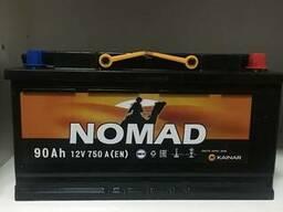 Продается аккумулятор марки NOMAD 90 A/h
