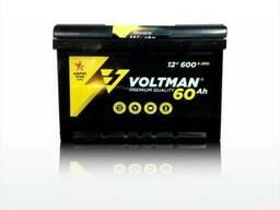 Продается аккумулятор марки Voltman 40 A/h