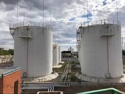 Нефтебаза в г. Актобе