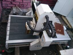 Продам фрезерно-гравировальный станок с ЧПУ (4 оси) 6090