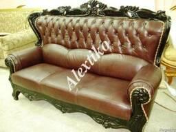 Продам комплект мягкой мебели Монблант