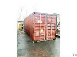 Продам контейнеры 20 - футовые. Казахстан, г. Костанай. - фото 3