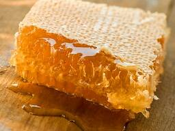 Продам натуральный горный мёд (разнотравье)